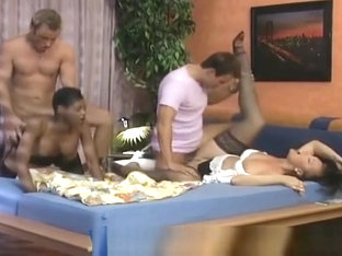 Young Guys Banging Two Kinky Milfs