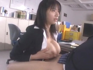 Incredible Japanese slut Hana Haruna in Horny Public, Secretary JAV video