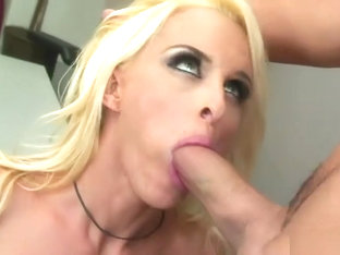 Beautiful Holly Halston Is A Sexy Ass Blond