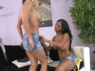 Candy Strong prefers to please Kyra in different ways
