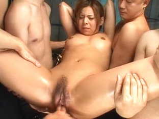 Kana Kawai Uncensored Hardcore Video with Gangbang, Dildos/Toys scenes