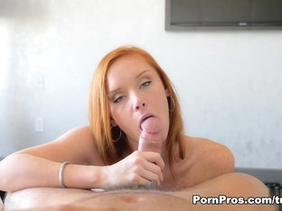 Exotic pornstar Alex Tanner in Incredible Big Ass, Redhead adult scene