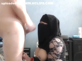 Firm Boob Pathan Wife Blowjob