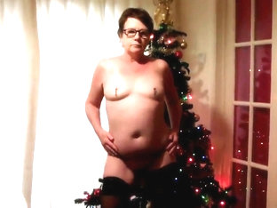 My Saucy Mrs Santa Christmas Striptease