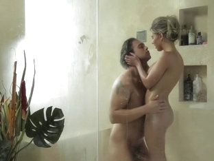 Aubrey Addams great sex in the shower