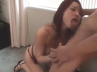 Horny Japanese slut Risa Kasumi in Hottest Big Tits, Blowjob JAV scene