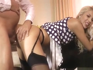 Fantastic Blowjob And Wild Cock Riding With Young Babe