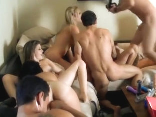 Staci Silverstone (Slumber Party Orgy)