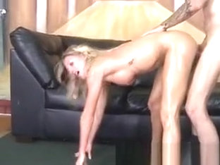 Secretary Avona Dominica Gets Fucked And Creampied