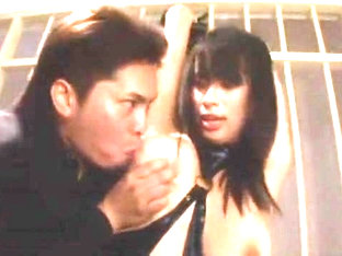 Fabulous Japanese chick Hana Haruna in Exotic Fingering, Squirting JAV clip