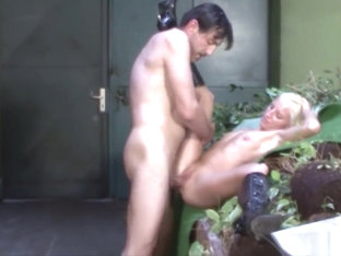 German Skinny Teen Seduce To Fuck Anal By Older Stranger