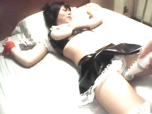 Best Japanese girl Kei Megumi in Exotic Couple, Toys JAV movie