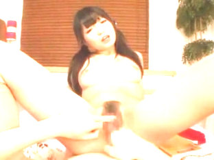 Fabulous Japanese whore Ichigo Tominaga in Amazing POV JAV video