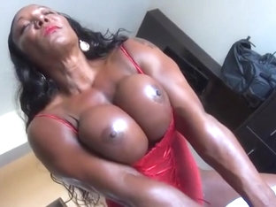 I like this...Ugly Face black milf