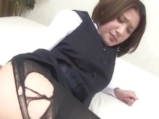 Dashing POV fuck for naughty beauty Emi Orihara