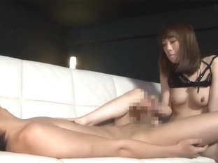 japanese smooth legs foot worship, footjob, handjob