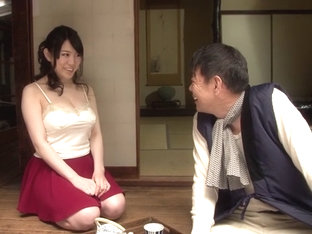 Fabulous Japanese model Aki Nagase in Horny big tits, compilation JAV video