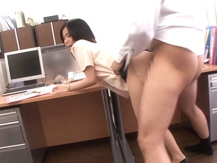 Arisa Kuroki, Riri Kuribayashi in Newly Hired Female Employees 16 part 2.1