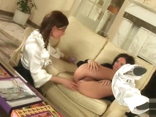 My Fetish - Jennifer Love & Suzy Black - Sex Therapy - Full
