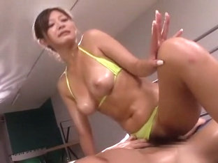 Fabulous Japanese slut Haruki Sato in Hottest Panties, Dildos/Toys JAV scene