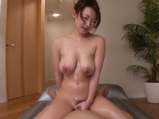 Crazy Japanese chick Marin Koyanagi in Amazing JAV uncensored Big Tits movie
