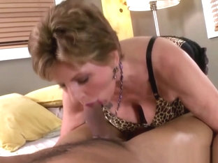 Granny Gives A Sensual Massage