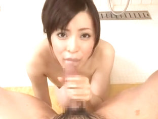 Horny Japanese chick Aya Sakurai in Crazy Big Tits, POV JAV video