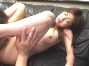 Crazy Japanese girl Noa, Haruki Sato in Incredible Cunnilingus, Office JAV movie