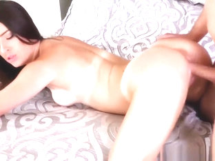 Teen Slut Lacey Channing Stuffed With Sweet Hot Cream