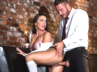 Abigail Mac & Danny Mountain in Bad Girl Justice: Part 2 - Babes