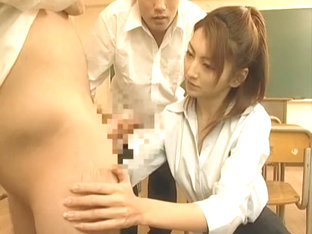 Crazy Japanese model Kaede Matsushima in Hottest Blowjob/Fera JAV video