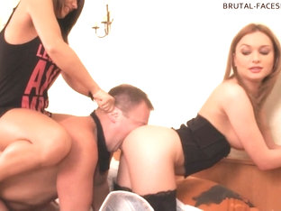 Jasmin  Megan Clips - Brutal-Facesitting