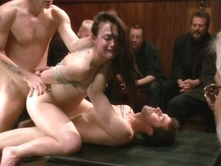 gang bang gratis porno