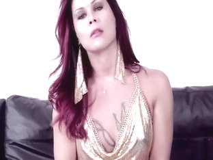 Redhead shemale anal with cumshot
