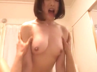 Horny Japanese model Ayako Kano in Crazy Blowjob, Dildos/Toys JAV video