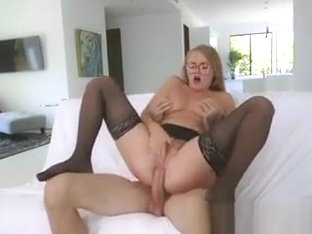 Curvy Chick Kandace Kayne Gets Abused By Huge Cock