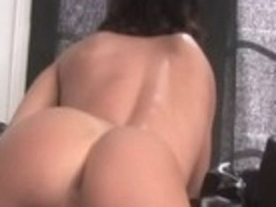 Hottest pornstar Mandy More in exotic dildos/toys, brunette sex video