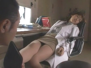 Exotic Japanese whore Riko Tachibana in Fabulous JAV movie
