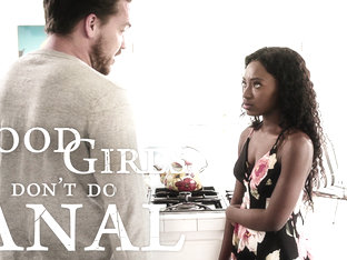 Noemie Bilas in Good Girls Don't Do Anal - PureTaboo