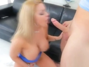 Cougar Seduces The Soon To Be Son-in-law