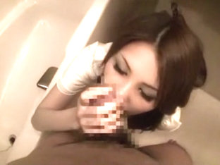 Exotic Japanese girl in Horny Toys, Amateur JAV clip