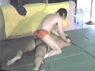 Gay Wrestling Private Bout