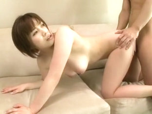 Amazing Japanese chick Saki Okuda in Crazy Big Tits JAV video