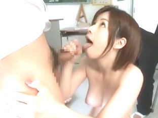 Amazing Japanese girl Saki Okuda in Exotic Blowjob/Fera, Big Tits JAV scene