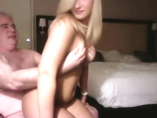 Older Guy Fucks A Young Whore