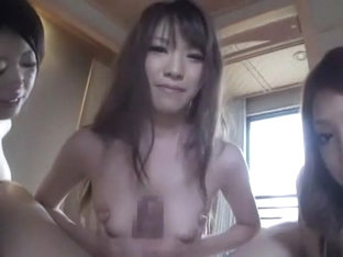 Hottest Japanese chick Aimi Sakamoto, Ruka Namiki in Amazing POV, Big Tits JAV video