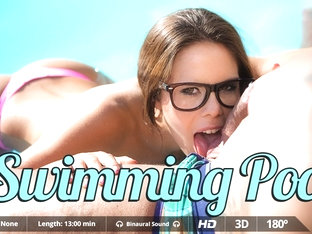 Gala Brown  Rob Diesel in Swimming Pool - VirtualRealPorn