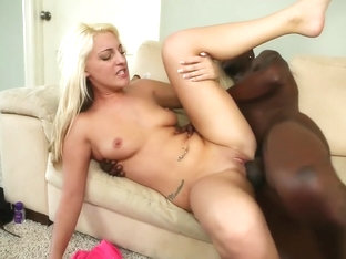 Hailey Holiday Fucked By BBC