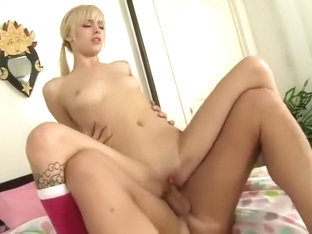 Emma Mae - Hot teen get fucked hard