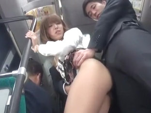 Hottest Japanese chick Misaki Akino, Kyouko Maki, Sena Sakura in Fabulous Public, Outdoor JAV movie